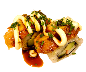 324. Anago Roll*